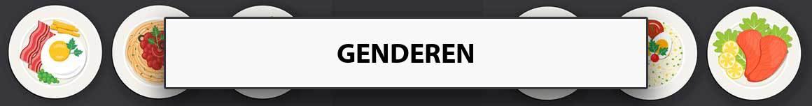 maaltijdservice-genderen